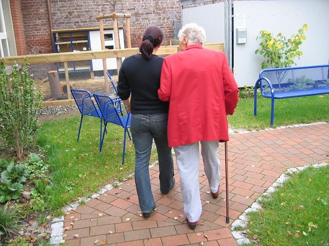Concerned For an Elderly Loved One