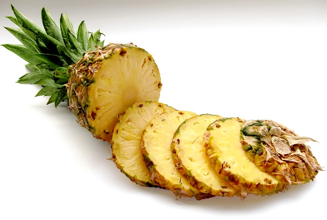 How to lose weight with pineapple tea