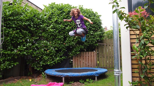 Trampoline during Pregnancy