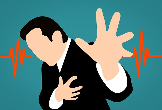 différence entre les AVC et les symptômes de crise cardiaque &quot;width = &quot;640&quot; height = &quot;433&quot; /&gt;    <figcaption class=
