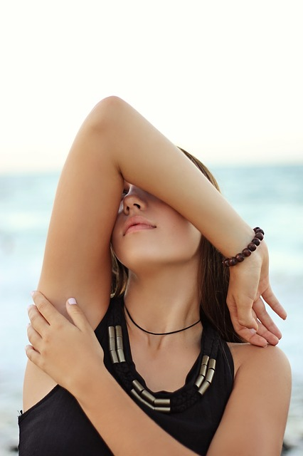 How to whiten dark armpit naturally