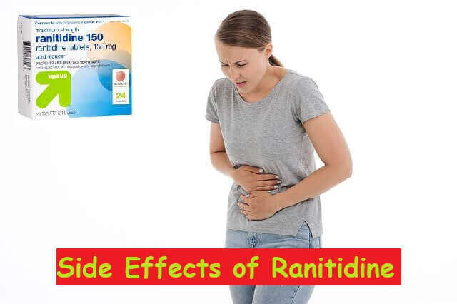 Side Effects of Ranitidine