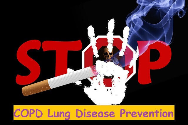 COPD Lung Disease Prevention