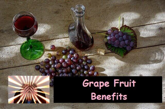 Grape Fruit Benefits
