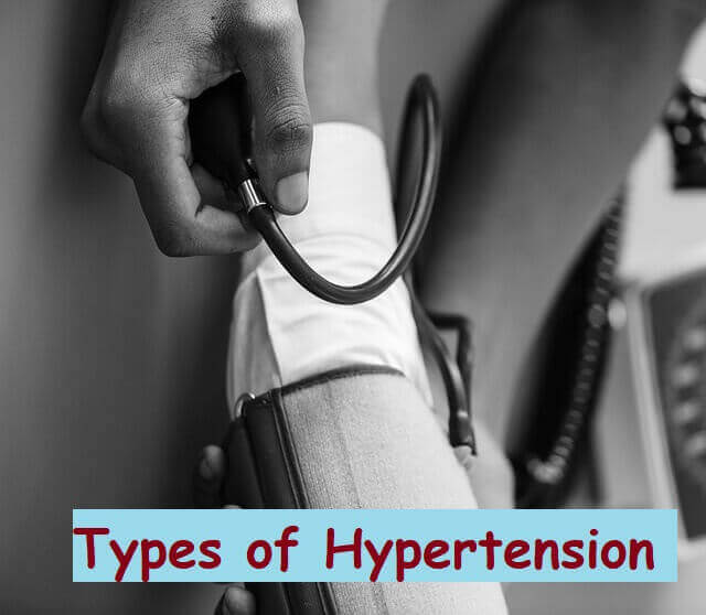 Types of Hypertension