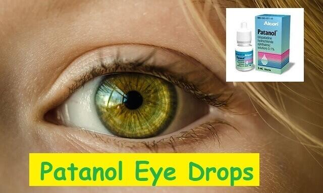 Patanol Eye Drops