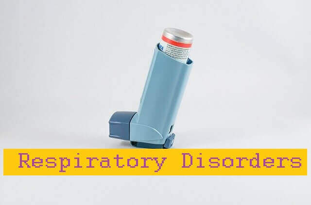 Types of Respiratory Disorders