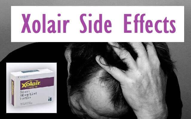 Xolair Side Effects