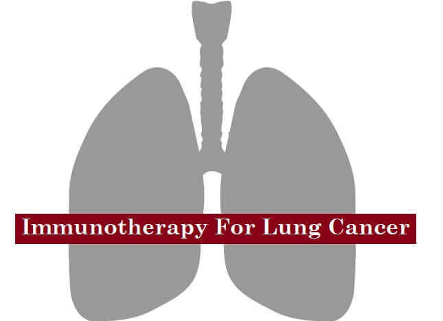 Immunotherapy For Lung Cancer