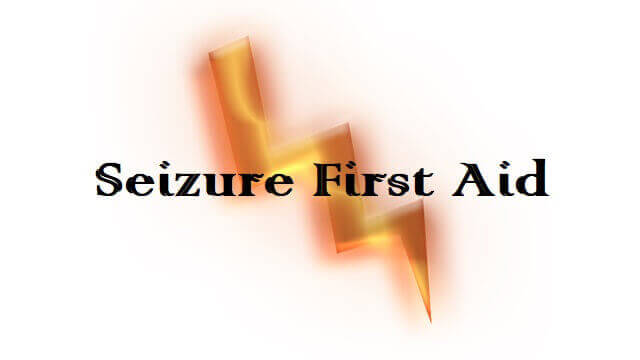 Seizure First Aid