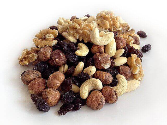 Food That Speeds Up Metabolism - Nuts